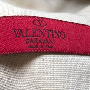 Valentino $5! Only fabric bag